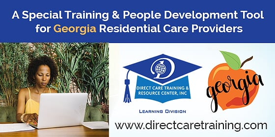 Special Training Program Enhances Residential Care in Georgia